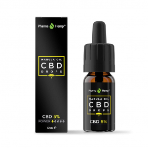 Pharma Hemp - CBD ULEI MARULA 5% Full Spectrum [0]