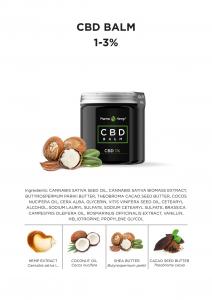Balm CBD  BioActiv 30ml 3% [1]