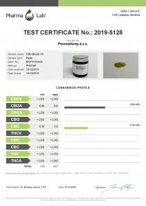 Balm CBD BioActiv 100ml 1%(1000mg)3