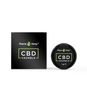 PharmaHemp 90% CBD Crumble - 1gr0