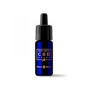 GIFT BOX- Pharma Hemp - Ulei CBD cu ulei din semințe de struguri - 15 %1