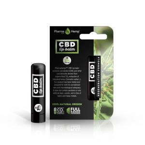 Balsam de buze CBD 4,5g 3%0
