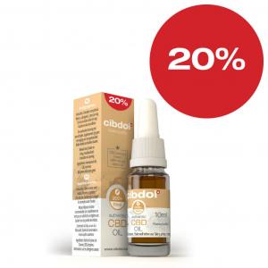 Cibdol - Ulei din semințe de cânepă cu CBD 20% [0]
