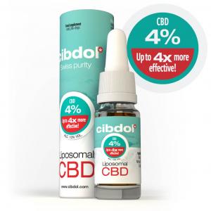 Cibdol - Ulei Lipozomal cu CBD 4% [0]