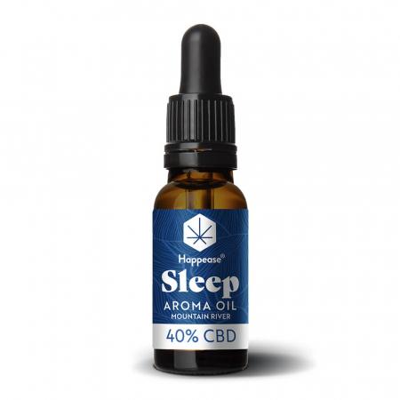 Happease® Sleep 40% Ulei CBD Mountain River (10ml) [1]
