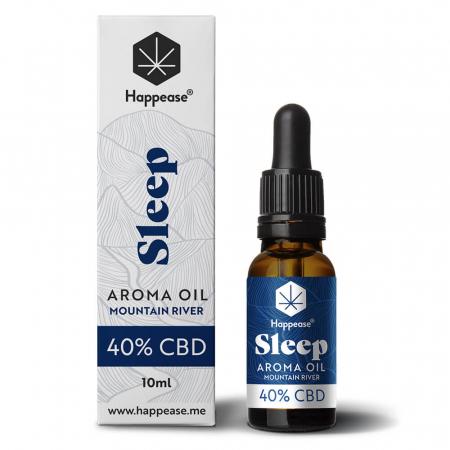 Happease® Sleep 40% Ulei CBD Mountain River (10ml) [0]