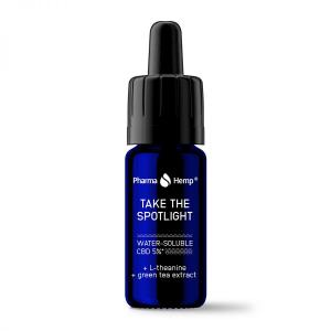 Pharma Hemp - 'Take the spotlight' Picături solubile în apă 5% CBD Full Spectrum [1]