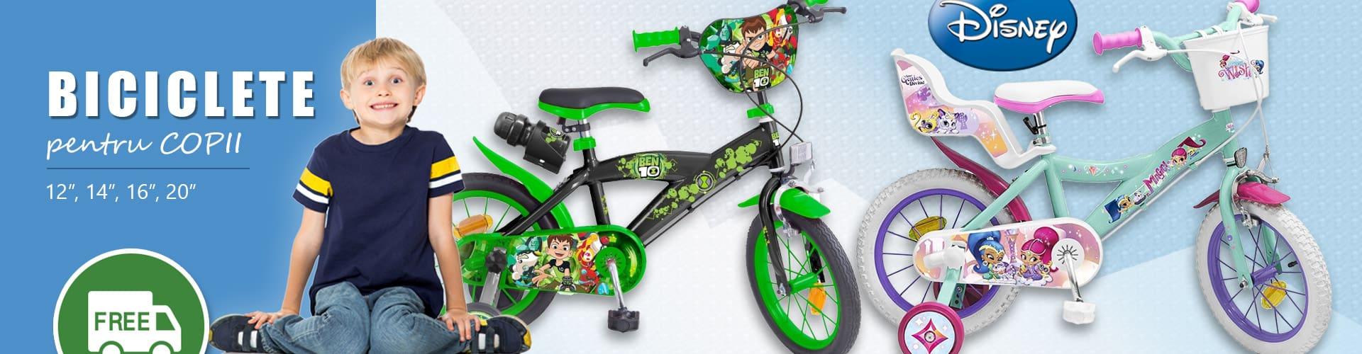 Biciclete pentru copii Disney