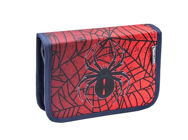 Ghiozdan Spiders Ergonomic echipat cu 2 penare si sac sport 1