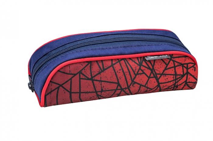 Ghiozdan Spiders Ergonomic echipat cu 2 penare si sac sport 2