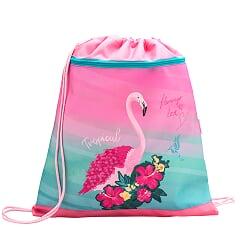 Ghiozdan Pink Flamingo 3