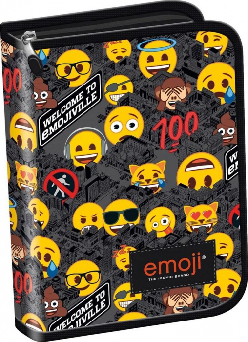 Penar scoala pentru copii cu Emoji, Majewski 0