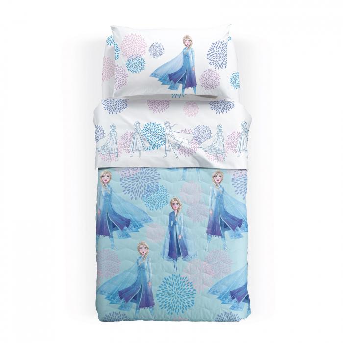 Cuvertura de pat Elsa Blu , 170x270 cm 0