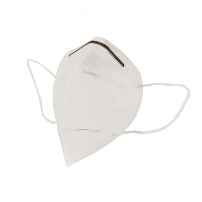 Set 10 bucati masca medicala KN95, 4 straturi FFP2, sterile 0