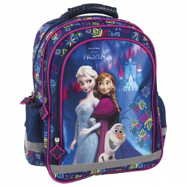 Ghiozdan scoala copii, Fete, Disney Frozen 1