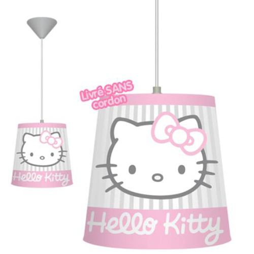 ABAJUR HELLO KITTY 0
