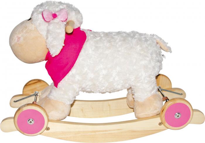 BALANSOAR DIN LEMN CU ROTI SI SUNET SHEEP 1