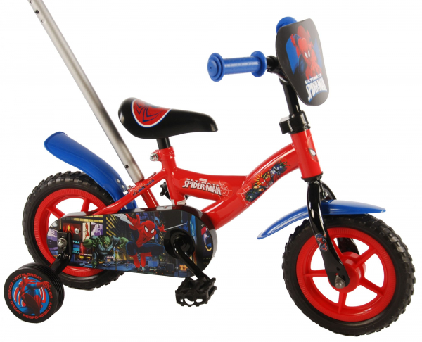 BICICLETA COPII 10 INCH SPIDER MAN
