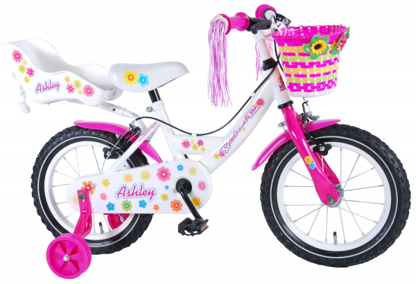 BICICLETA COPII 14 INCH ASHLEY 0