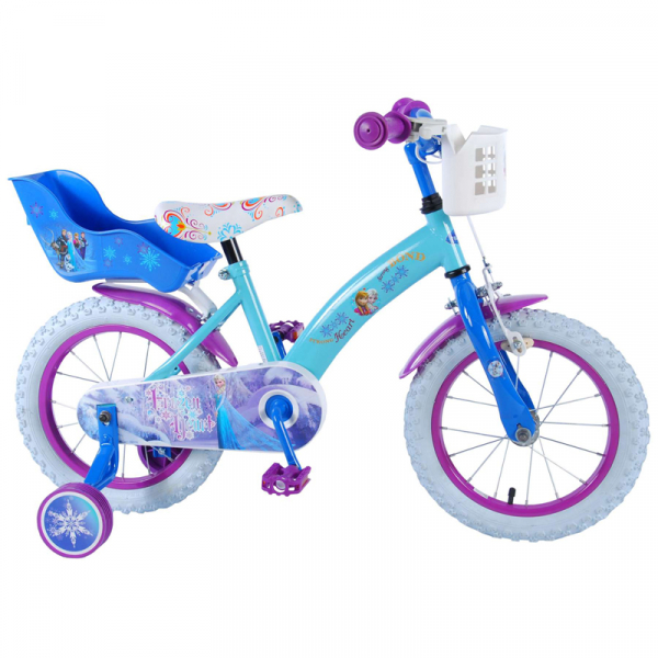 "BICICLETA COPII 14"" DISNEY FROZEN"