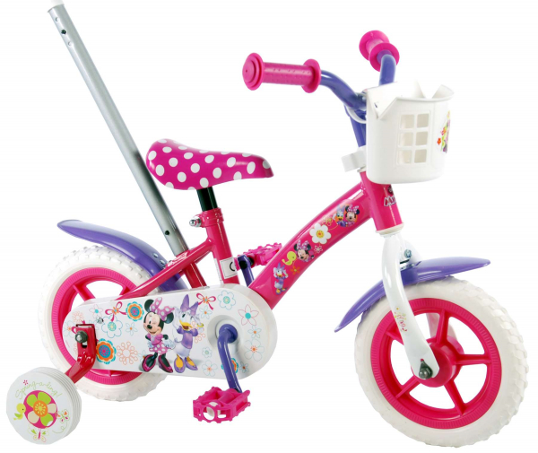 BICICLETA COPII 10 INCH DISNEY MINNIE MOUSE BOW-TIQUE 0