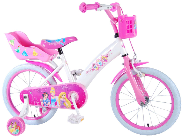 "BICICLETA COPII 16"" DISNEY PRINCESS   0"