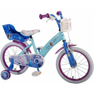 BICICLETA COPII 16 INCH DISNEY FROZEN 0