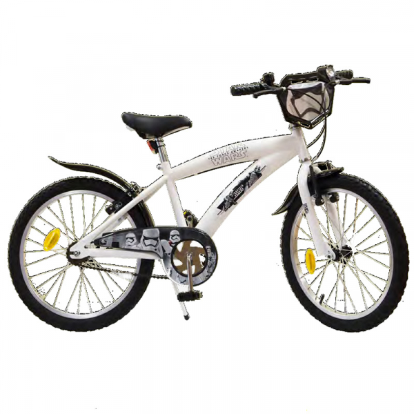 "BICICLETA COPII TOIMSA 20"" STORMTROOPER STAR WARS 0"
