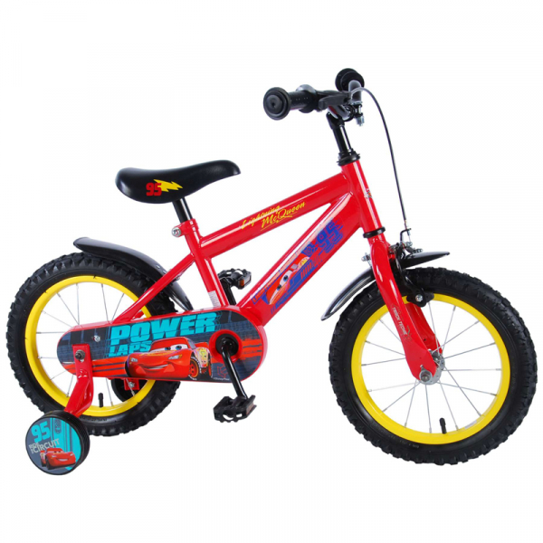 "BICICLETA COPII 14"" DISNEY CARS 3 0"