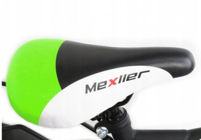 Bicicleta copii BMX 12 inch, Mexller, verde 1