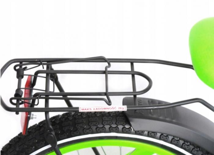Bicicleta copii BMX 12 inch, Mexller, verde 3