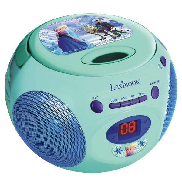 BOOMBOX CU CD DISNEY FROZEN 0