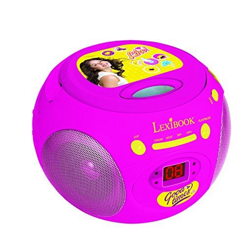 BOOMBOX CU CD SOY LUNA 0