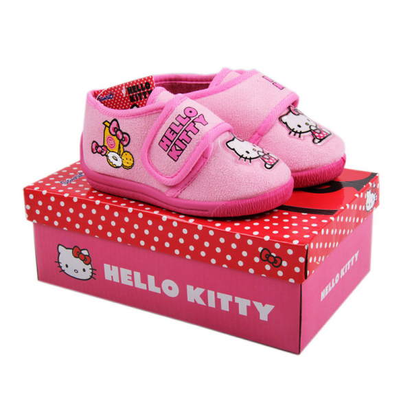 BOTOSEI DE CASA PINK HELLO KITTY 0