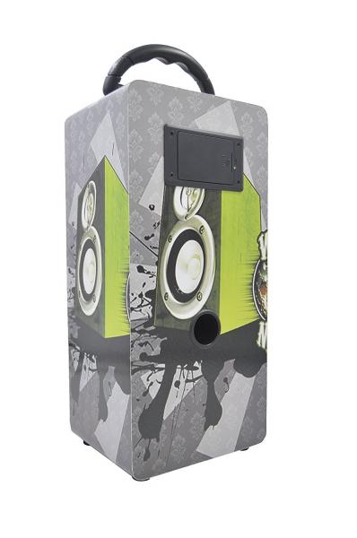 BOXA PORTABILA KARAOKE CU MICROFON 2