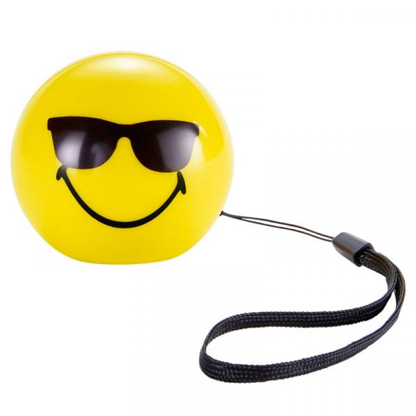 BOXA PORTABILA CU BLUETOOTH EMOTICON SMILEY COOL BIGBEN 0