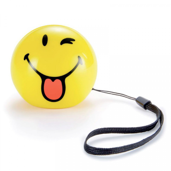 BOXA PORTABILA CU BLUETOOTH EMOTICON SMILEY WINK BIGBEN 0