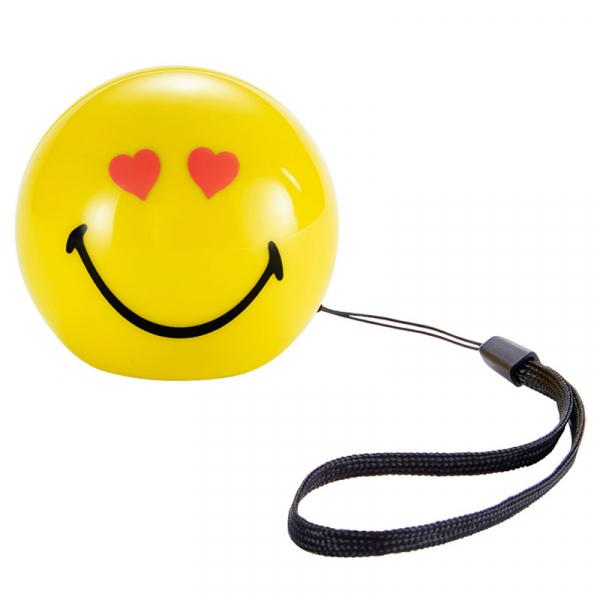 BOXA PORTABILA BLUETOOTH EMOTICON SMILEY LOVE BIGBEN 0