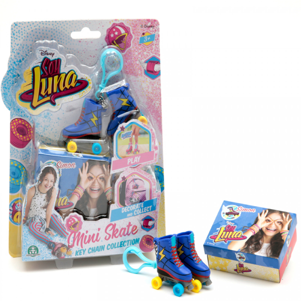 BRELOC MINI PATINE SIMON SOY LUNA 0