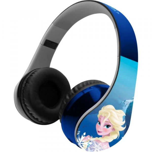 CASTI STEREO CU BLUETOOTH DISNEY FROZEN 0