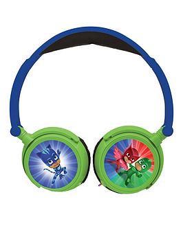 Casti audio pentru copii, Disney PJ Masks, Lexibook 1