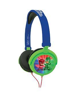 Casti audio pentru copii, Disney PJ Masks, Lexibook 0