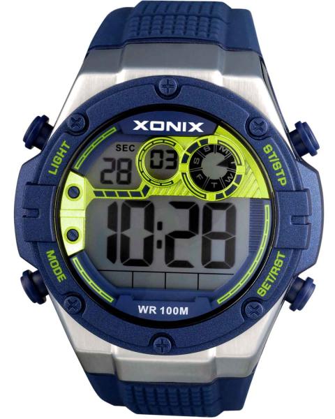 ceas de mana copii fete baieti subacvatic xonix 44 mm 0