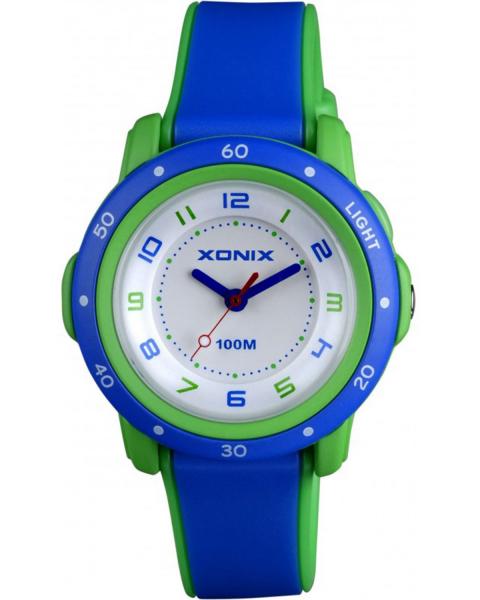 ceas de mana copii baieti bratara silicon suacvatic de calitate xonix 33 mm 0