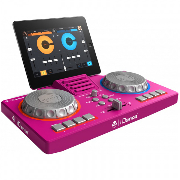 CONSOLA DIGITALA PARTY SISTEM IDANCE CU LUMINI DISCO  0
