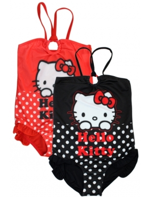 COSTUM DE BAIE INTREG HELLO KITTY 0