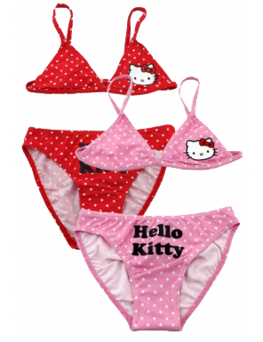 COSTUM DE BAIE JET SET HELLO KITTY 0