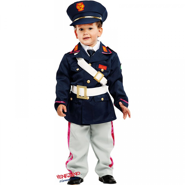 COSTUM LITTLE POLICEMAN 0 -3 ANI 0