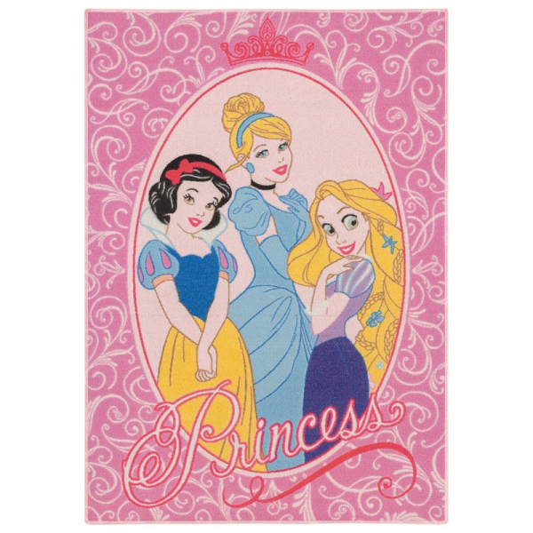 COVOR DISNEY PRINCESS 95X133CM        0