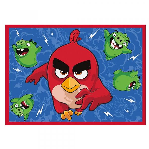 Covor-camera-copii-Disney-Furious-Angry-Birds-95-133-cm-Antiderapant 0